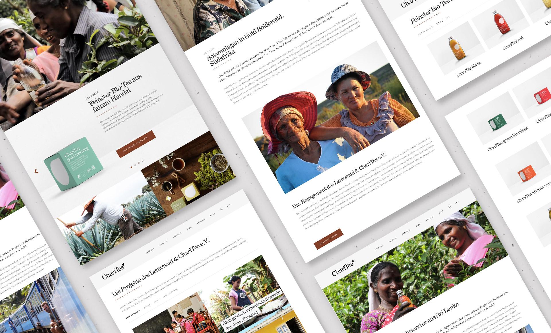 charitea-webdesign